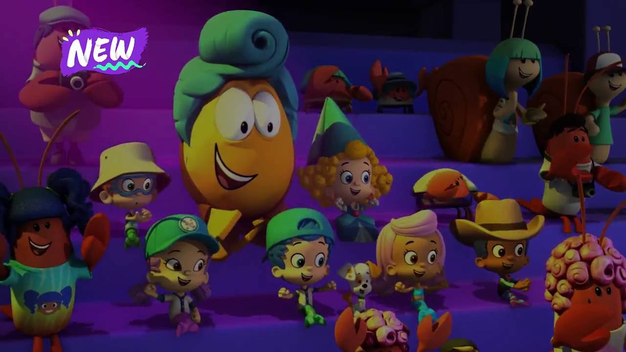 Bubble Guppies Tv Show