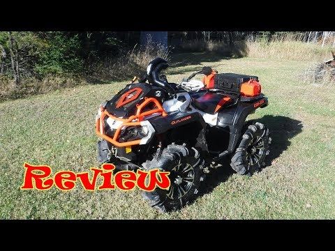 Can Am Outlander XMR 850 Brutally honest no BS Review 1.5 Year