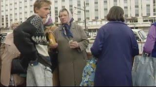 Скачать Экскурсия в 90 ые Видеохроника улиц Москвы и Санкт Петербурга 1991 1996г
