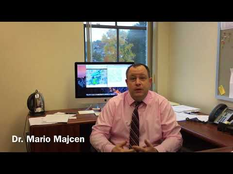 Meteorology Degree at Cal U - Faculty Showcase: Dr. Mario Majcen