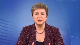 Commissioner Kristalina Georgieva on the Emergency Response Centre