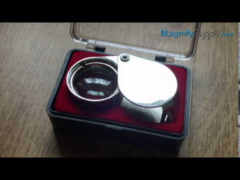 Magnifying Loupe 30x - 60 degree view