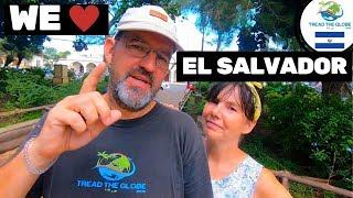 El Salvador Travel Guide   Day trip from Ahuachapan   British Couple backpacking El Salvador