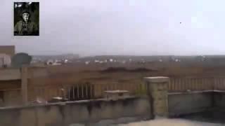 СИРИЯ Сборник видео боевиков Тяжелые городские и полевые бои 2