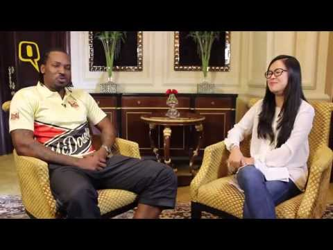 Chris Gayle Sings, Dances and Gets Candid With The Quint
