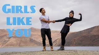Download Lagu Girls Like You   Maroon 5 ft. Cardi B   Dance Gaurav N Chandni Mp3