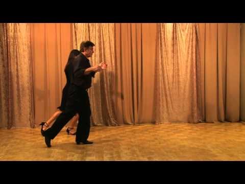 How to Do the Tango 8-Step Basic | Argentine Tango - YouTube