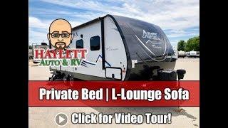 2017 Apex 232RBS AZDEL Ultralite Private Bedroom Couple's Coachmen Travel Trailer