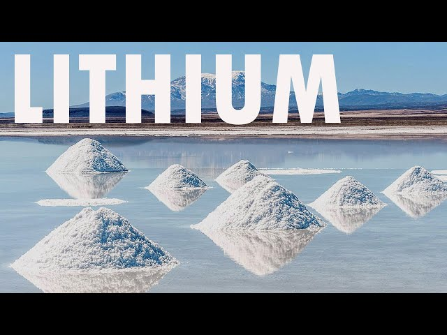 All about lithium #materials #next generation