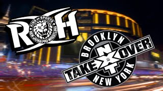 The Real Reason WWE Moved NXT TakeOver For WrestleMania 35 Weekend
