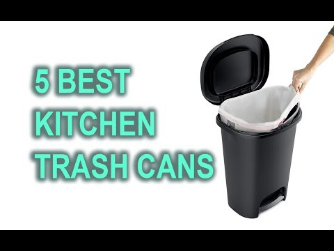 best-kitchen-trash-cans-buy-in-2019