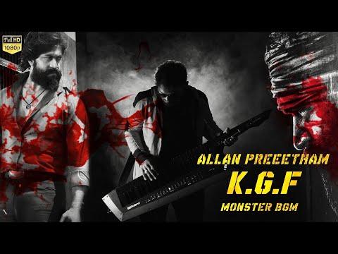 kgf-monster-bgm---allan-preetham