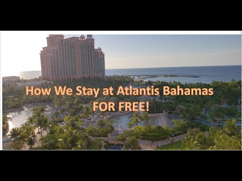 How To Use Status Matching To Stay For Free At Atlantis Bahamas