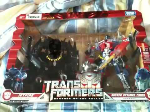 Package from Big Bad Toy Store! unboxing Transformers Rotf ...
