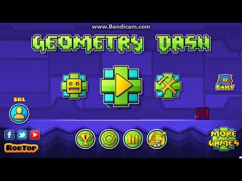 Geometry Dash 2.11 NoClip hack! (link in desc)