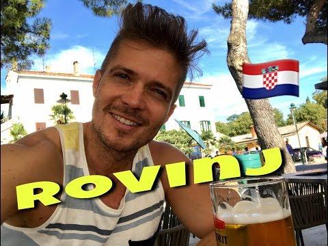 VLOG utazások -  Rovinj, Horvátország / Trip to Rovinj, Croatia TRAVEL VLOG