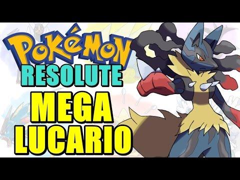 Pokémon Resolute (Detonado - Parte 17) - MEGA EVOLUÇÃO e HM DIVE