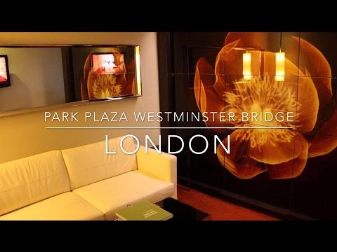 Park Plaza Westminister Bridge, London
