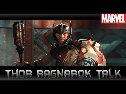 พูดคุยหลังดู Thor Ragnarok อารมณ์จัดเต็ม - Comic World Daily