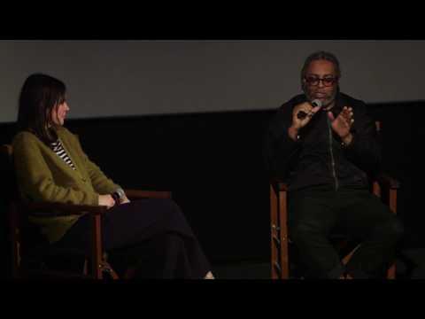 Serpentine Cinema: Lucy Raven in conversation with Arthur Jafa