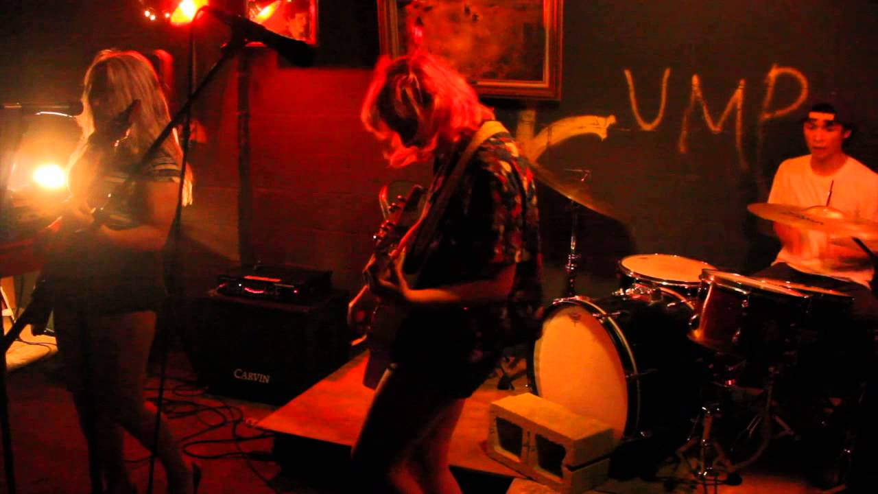 Catty Club performs at the Lumpkin Lounge