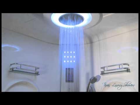 texas luxury showers