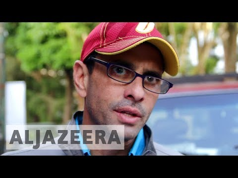 Venezuelan opposition raises concern of vote rigging