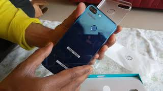 unboxing of honor 9 lite