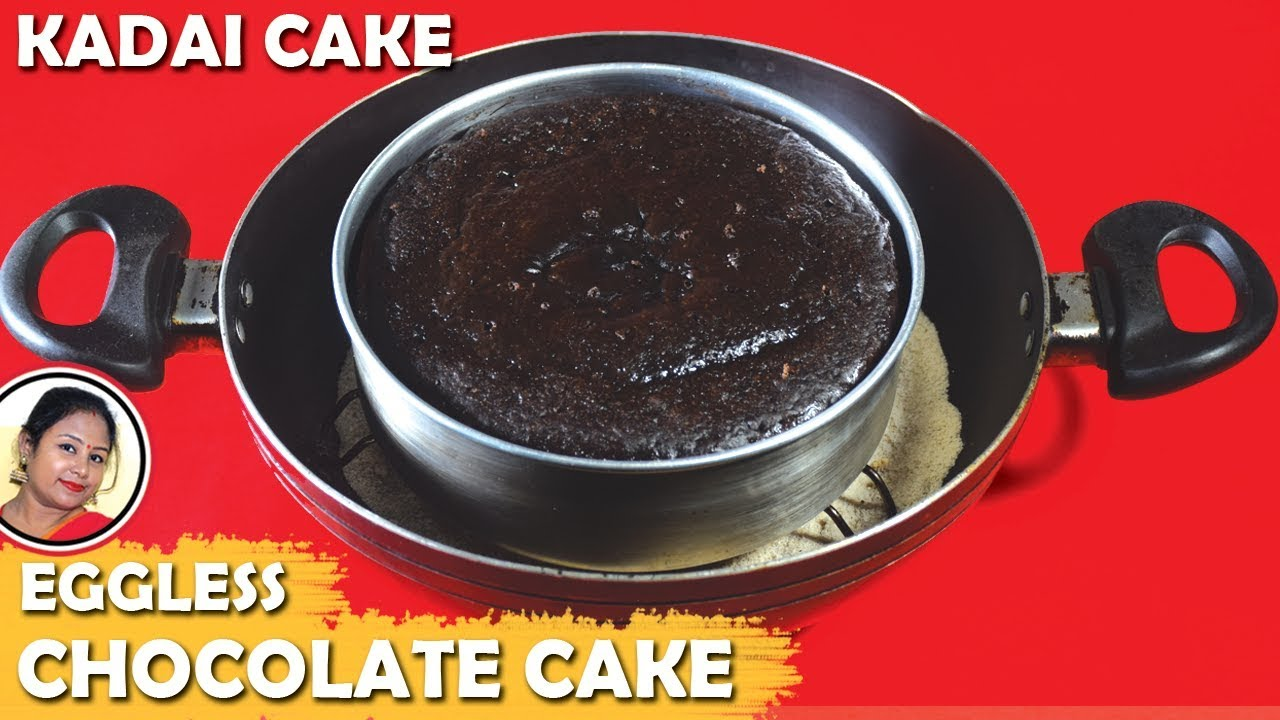 Microwave Cake Recipes In Bangla: Eggless Chocolate Cake Recipe Without