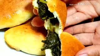 Пирожки со щавелем / Вкусные сочные