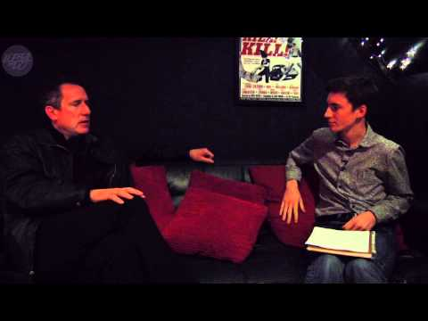 Interview with Andy McCluskey from OMD Part 1