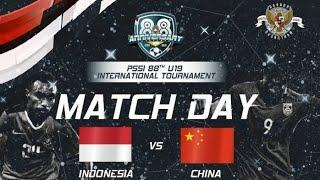 LIVE - timnas U19 indonesia vs timnas U 19 china