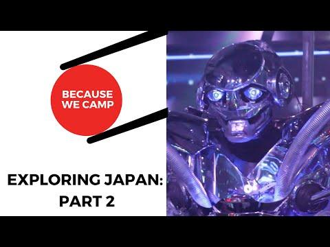 Exploring Japan Part 2: Tokyo | Harajuku | Shibuya | Robot Restaurant | Shinjuku | Yoyogi Park