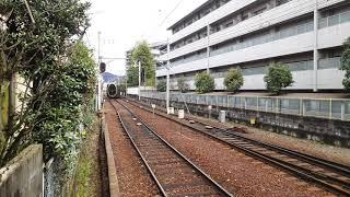 3月21日運行開始の叡山電鉄えいでん『ひえい』に、ひえーーーーーーーい