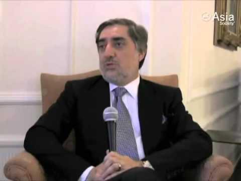 Abdullah Abdullah  Karzai Failing Afghanistan