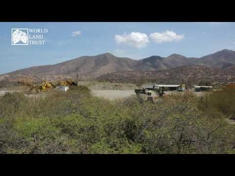 Sand Mining in Venezuela