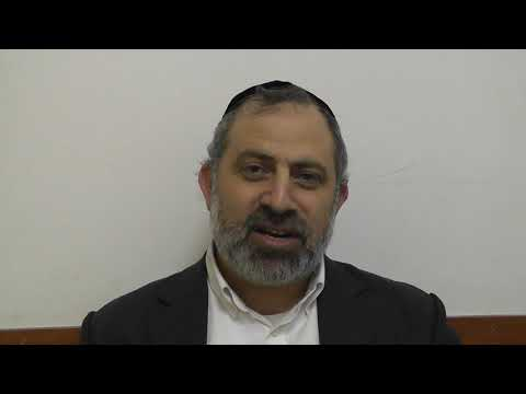 2Minute Torah: Rabbi BenZev - Making a Difference