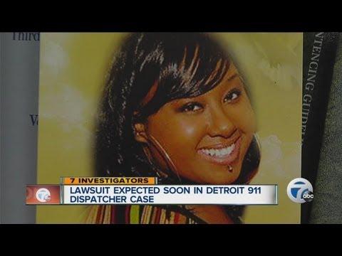 Lawsuit expected soon in Detroit 911 dispatcher case