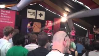 Raisa K- BEAST- Sonar 2012