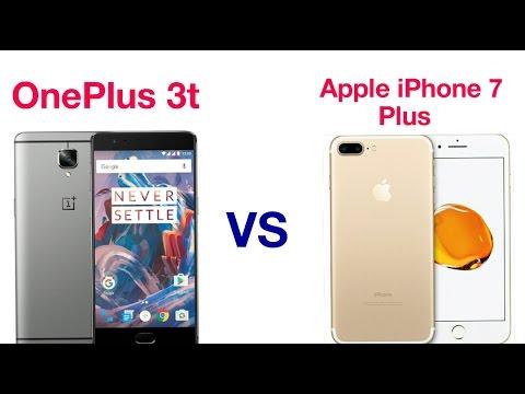 CAMERA COMPARISON IPHONE 7 VS ONEPLUS 3T