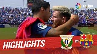 Download Video Resumen de CD Leganés vs FC Barcelona (1-5) MP3 3GP MP4