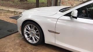BMW 750Li 2011 Videos