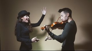 Martin Garrix & Bebe Rexha - In The Name Of Love | Josh Kua ft. Faye Risakotta | Violin Cover