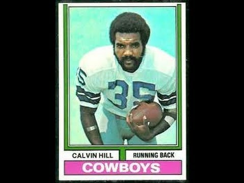 35801ad5888 Every Dallas Cowboys Running Back (1960-2012) - YouTube
