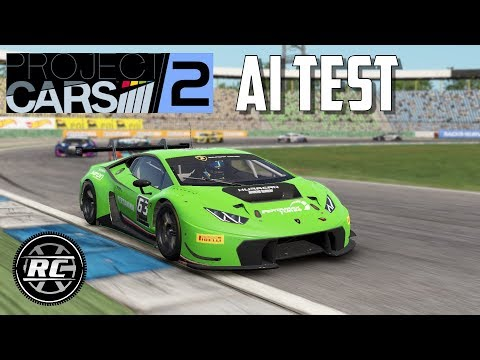 Project Cars 2 AI Test - How Skill Level affects Behaviour/Qualifying/Race/Consistency