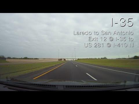 I-35: Laredo to San Antonio