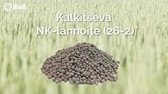 Kalkitseva NK lannoite - uusi rakeinen, kaikille peltokasveille sopiva lannoite
