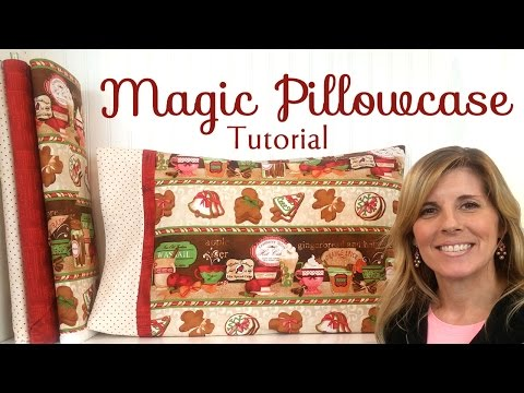 How To Make A Magic Pillowcase  With Jennifer