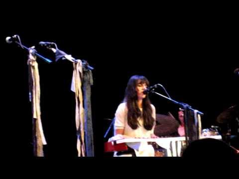 Brooke Fraser Concert (5.4.11) [P4] - C.S. Lewis Song