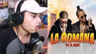 REACCIONO a BAD BUNNY🔥LA ROMANA FT EL ALFA!!🌴😎💖 | X 100PRE - Themaxready